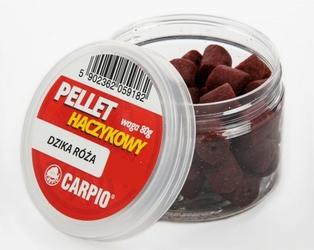 Pellet haczykowy 12mm Dzika róża 80g Carpio