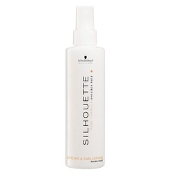 Schwarzkopf silhouette styling  care lotion kosmetyki damskie - lotion do włosów 200ml