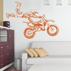 Motocross 1170 szablon malarski