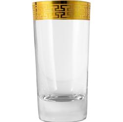 Szklanka kryształowa do drinków Hommage Gold Classic Zwiesel - 2 sztuki SH-1372-42-2