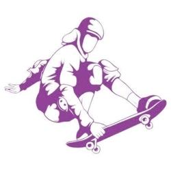 Szablon malarski skater sp a29