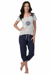 Rossli sal-py-1086 piżama damska