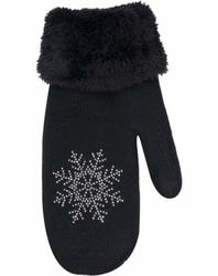 Yo r-101 damskie - cekiny rękawiczki