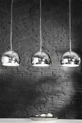 INTERIOR SPACE :: Lampa wisząca Three Balls