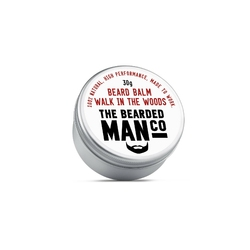 Bearded man co - balsam do brody spacer w lesie - walk in the wood 30g