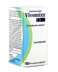 Vivomixx micro x 30 kapsułek