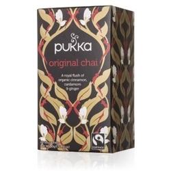 Herbata original chai rozgrzewająca pukka, 20 saszetek