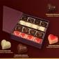 Czekoladki serduszka z czekolady