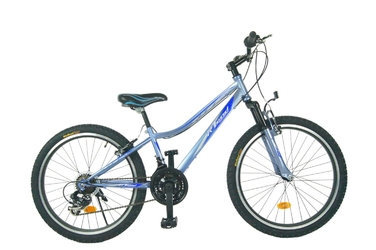 Rower rland mtb 24 rovetto niebieski
