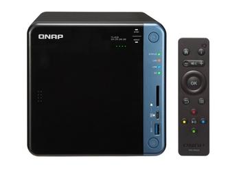 Sieciowy serwer plików nas qnap ts-453b-8g - szybka dostawa lub możliwość odbioru w 39 miastach