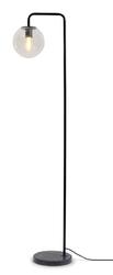 Its about romi lampa podłogowa warsaw 156cm przezroczysty, czarny warsawfb