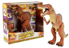 Dinozaur 32cm tyranozaur na baterie