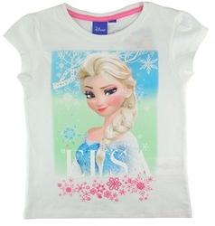 Koszulka frozen  elsa biała 8 lat