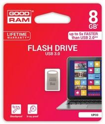 GOODRAM POINT SILVER  8GB USB3.0