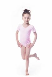 Shepa Body gimnastyczne lycra B15 krótki rękaw