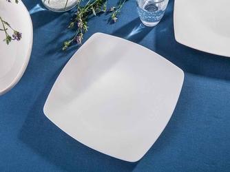 Talerz obiadowy płytki porcelana karolina hiruni 27 cm