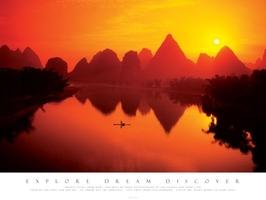Explore, dream, discover - reprodukcja