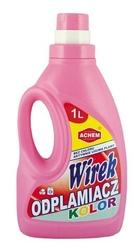 Wirek color, odplamiacz w płynie do tkanin, 1l