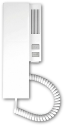 Aco ins-up ec unifon - 2 przyciski, dodatkowy funkcyjny, magnetyczne odkładanie słuchawki ecru - szybka dostawa lub możliwość odbioru w 39 miastach
