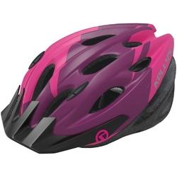 Kask rowerowy kellys blaze pink, rozmiar ml