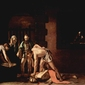 Reprodukcja the beheading of st. john the baptist, michelangelo caravaggio
