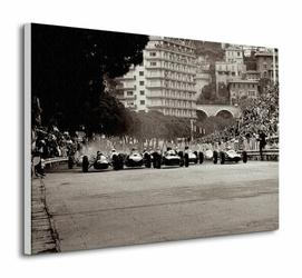 Monaco Grand Prix, 1962 - Obraz na płótnie