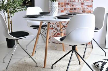 Krzesło do kuchni lub na taras mikos l