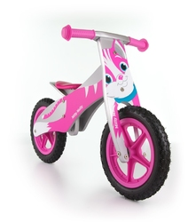 Milly Mally Duplo Kot Rowerek biegowy + PUZZLE