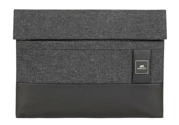 RivaCase Pokrowiec Sleeve do MacBook 13,3 cala czarny