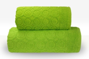 Pepe limonka ręcznik bawełniany greno - limonkowy