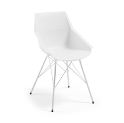 Krzesło CUTRA białe - biały