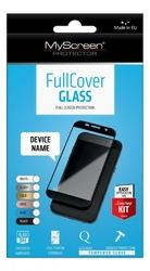 MyScreen Protector FullCover Szkło do Samsung A3 2017 Złoty