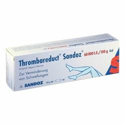 Thrombareduct Sandoz 60000 I.E.100g