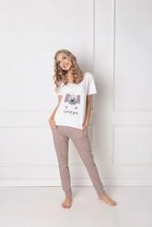 Aruelle Woof Long piżama damska