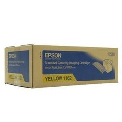 Toner Oryginalny Epson C2800 C13S051162 Żółty - DARMOWA DOSTAWA w 24h