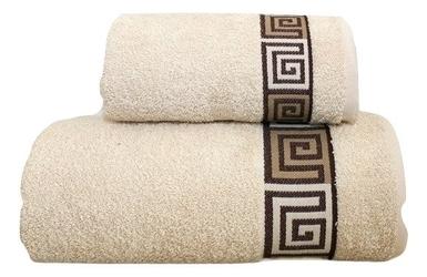 Ręcznik bawełniany dunaj frotex kremowy 30 x 50