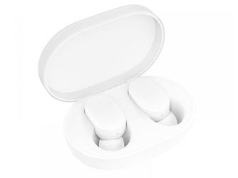 Słuchawki bezprzewodowe xiaomi mi true earbuds bluetooth 5.0 white