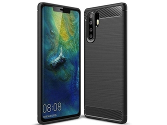 Etui alogy rugged armor do huawei p30 pro czarne