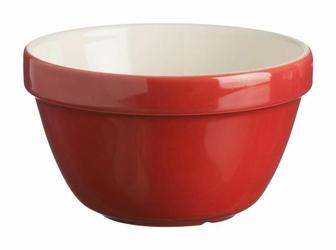 Misa kuchenna Pudding Basin Color Mix czerwona