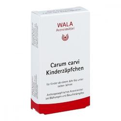 Wala carum carvi czopki dla dzieci