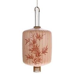 Hk living :: lampa wisząca terra tradycyjna beżowa