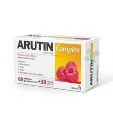 Arutin complex x 60 tabletek + 30 tabletek gratis 90 tabetek