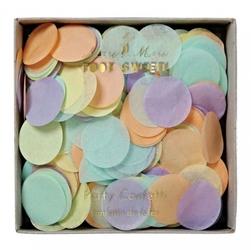 Meri meri – konfetti pastelowe