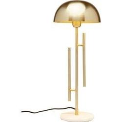Kare design :: lampa stołowa solo brass
