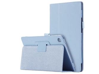 Etui stojak huawei mediapad m5 8.4 niebieskie - niebieski