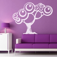 Szablon malarski drzewo 1286
