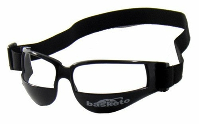 Dryblerki - okulary do nauki kozłowania koszykówki