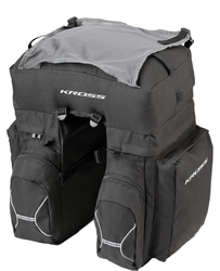 Sakwa  kross roamer triple rear bag na bagażnik