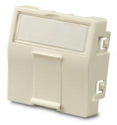 Adapter katowy 2 mod 1xrj45 - szybka dostawa lub możliwość odbioru w 39 miastach