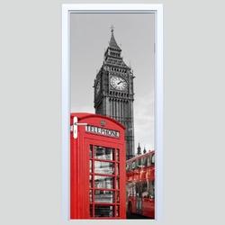 Fototapeta na drzwi londyn 030p
